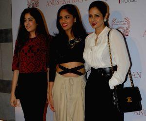 Absolut Elix and Anushka Ranjan Fashion preview