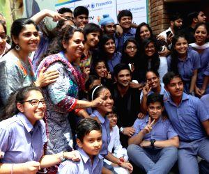 Behtar India Students' Conclave - Sushant Singh Rajput, Dipa Karmakar, Malavath Purna, Bisheshwar Nandi