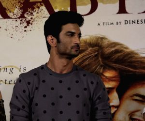 Trailer launch of film Raabta