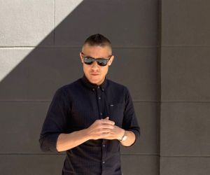 Free Photo: Theo Rossi feels 'super fortunate' to represent 'colourful' world