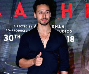 Overwhelmed by 'Baaghi 2' response: Tiger Shroff