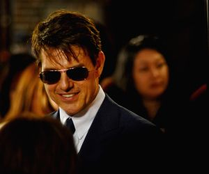 File Photo: Tom Cruise