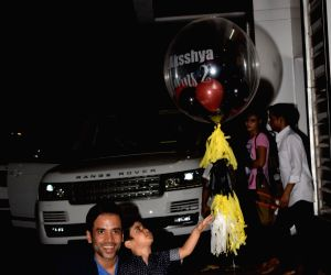 Tusshar Kapoor's son Laksshya's birthday party