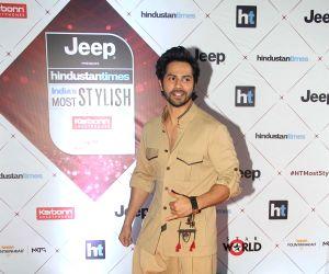 "HT India's Most Stylish Awards"" - Varun Dhawan"