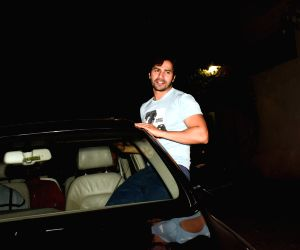 "Special screening of film ""October"" - Varun Dhawan"