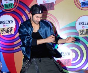 Breezer Vivid Shuffle - Varun Dhawan