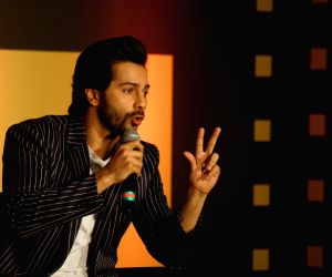 "Jagran Cinema Host Summit""-Varun Dhawan"