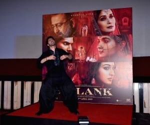 "film ""Kalank"" song launch"