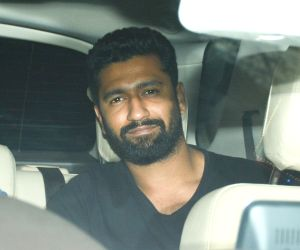 Vicky Kaushal: Hoping these first showers only bring joy