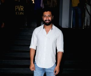 "Special screening of film ""Mulk""- Vicky Kaushal"