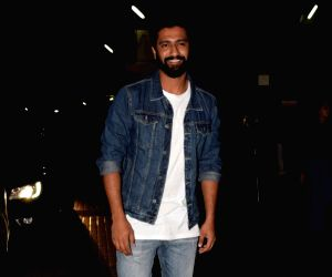 "Special screening of film ""Gold"" - Vicky Kaushal"