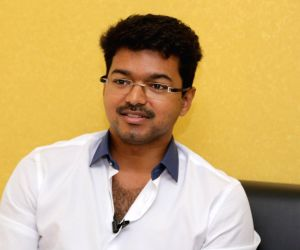 Vijay asks fans to ignore negativity