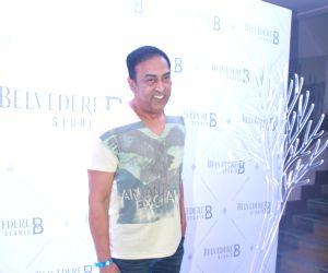 Vindu Dara Singh at the launch of a studio