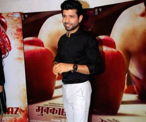 "Promotion of film ""Mukkabaaz"" -  Vineet Kumar Singh"