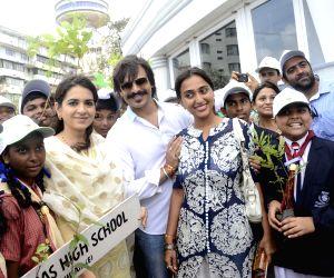 'I Love Mumbai' - inauguration