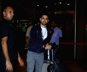 Zain Imam leaves for Argentina