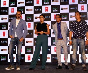 """Trailer launch of the film """"Nanu Ki Jaanu"""