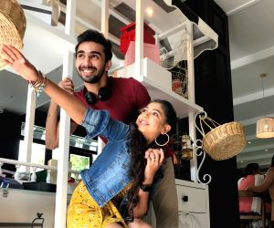 Abhishek Verma wants to work with Niti Taylor again