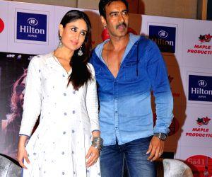 'Singham Returns' - press conference