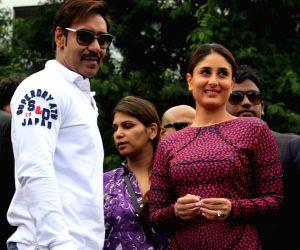 'Singham Returns' - Promotional event