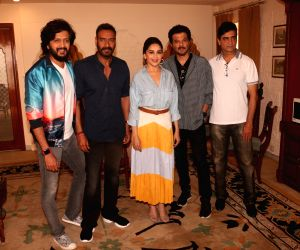 Total Dhamaal's press conference