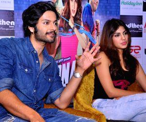 'Sonali Cable' - press conference