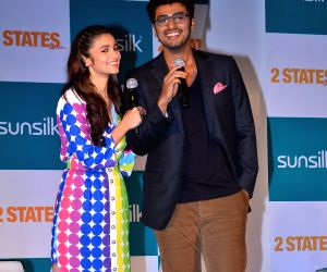 Promotion of film 2 States