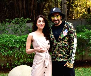 "Gully Boy"" promotions"