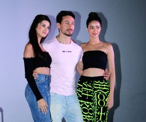 "Student of the Year 2"" promotion - Ananya Pandey, Tiger Shroff, Tara Sutaria"