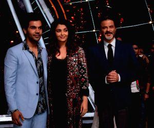 "Promotion of film ""Fanney Khan"" - Anil Kapoor, Aishwarya Rai, Rajkummar Rao"
