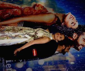 """(100417) Mumbai: """"Half Girlfriend""""  - trailer launch"""
