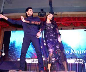 "Music concert of film ""Laila Majnu"" - Avinash Tiwary and Tripti Dimri"