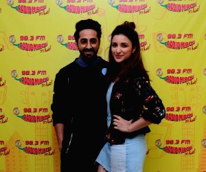 "Promotion of film ""Meri Pyari Bindu"