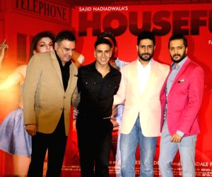 Success press conference of film Housefull 3