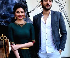 "Promotion of film ""Ranchi Diaries"" - Daisy Shah and Rishi Bhutani"