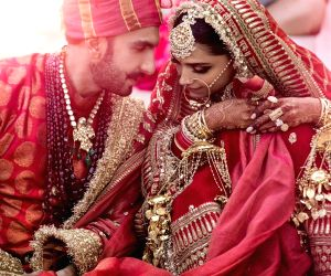 Deepika Padukone shares husband Ranveer Singh's anniversary beauty prep picture