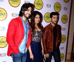 Wedding Pullav Star cast inaugurate Glitter 2015