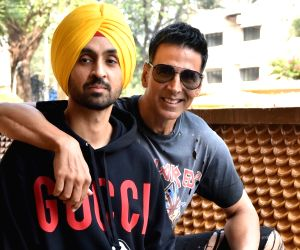 Akshay Kumar And Diljit D