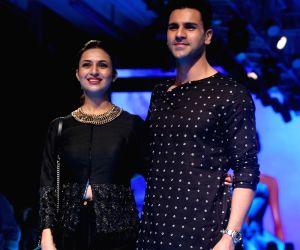 Lakme Fashion Week Winter/Festive 2019 - Divyanka Tripathi and Vivek Dahiya