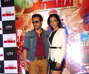 Trailer launch of film Raja Natwarlal