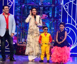 Joka (West Bengal): Bangla dance reality show - Govinda, Raveena Tandon