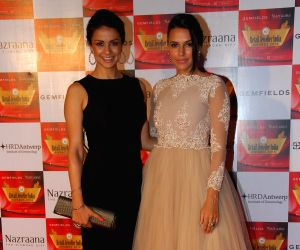 Gemfields & Nazraana Retail Jeweller India Awards 2014