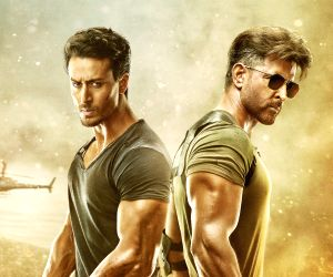 Tiger Shroff: Hrithik Roshan You Are The Storm