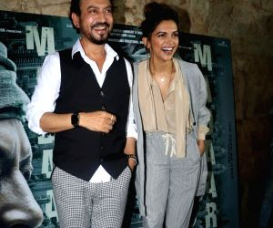 Screening of film Madaari