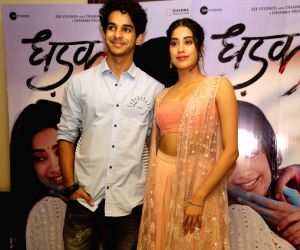 As 'Dhadak' mints Rs 8.71 cr on Day 1, Bollywood lauds Janhvi, Ishaan