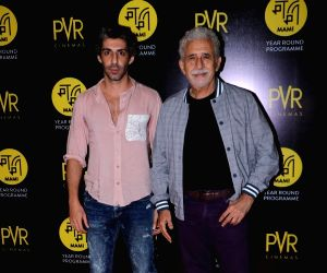 Special screening of Mami - Jim Sarbh and Naseeruddin Shah