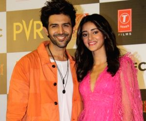 ​Kartik Aaryan Is The Most Genuine And Caring Person Says Ananya Panday
