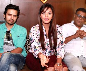 Promotion of film 'Once upon A Time in Bihar'