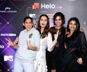 Celebs at MTV - IWMBuzz Digital Awards 2019
