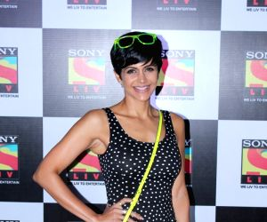 Screening Of Sony Liv Short Films 'Papa We Love U Too' With Mandira Bedi